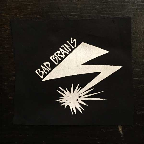 BAD BRAINS  PATCH1