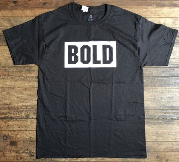 BOLD Tシャツ JOIN THE FIGHT オフィシャル!