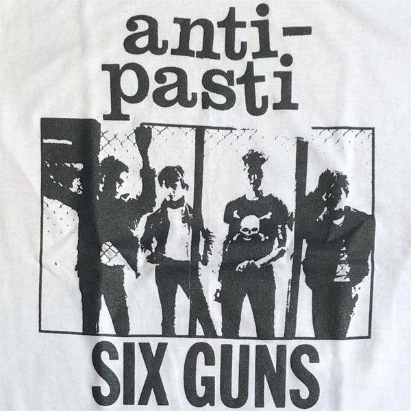 ANTI-PASTI Tシャツ SIX GUNS 1