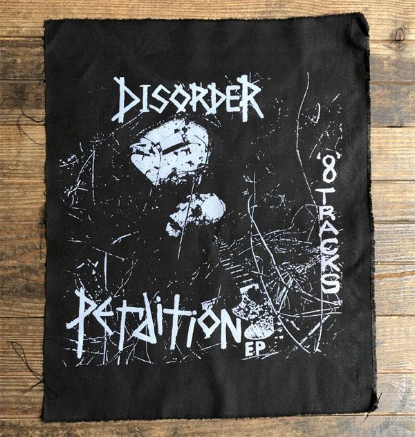 DISORDER BACKPATCH PERDITION