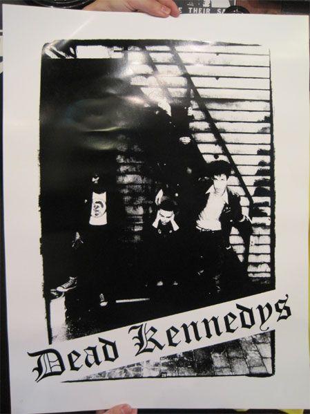 DEAD KENNEDYS ポスター