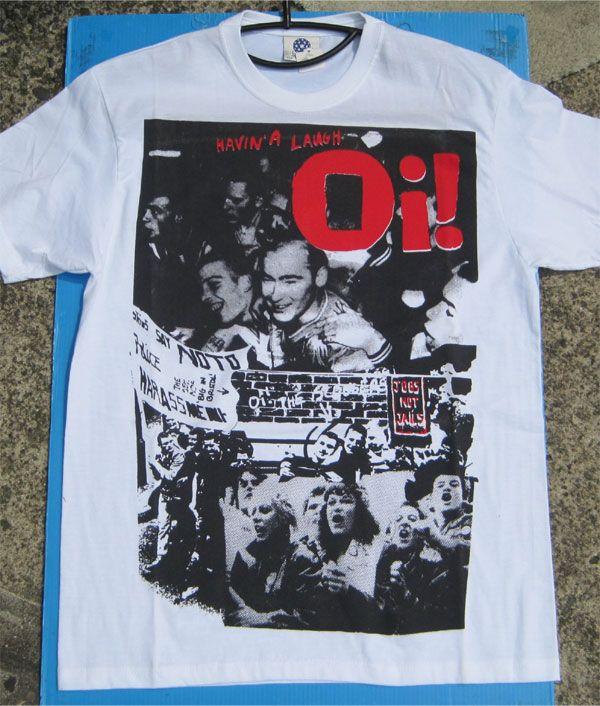 Oi! Tシャツ