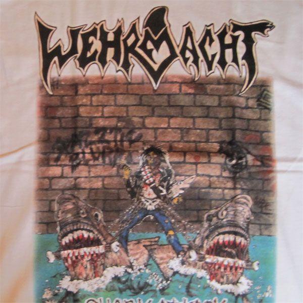 WEHRMACHT Tシャツ SHARK ATTACK 2