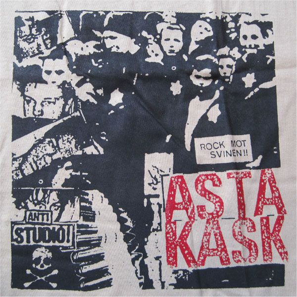 ASTA KASK Tシャツ ANTI STUDIO