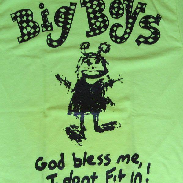 BIG BOYS Tシャツ GOD BLESS ME