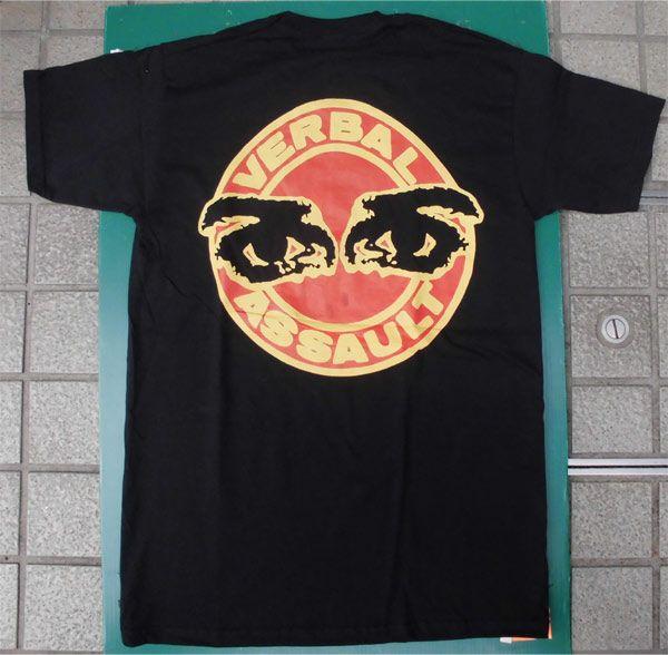 VERBAL ASSAULT Tシャツ EYE