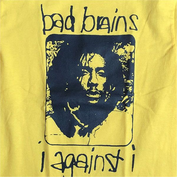 BAD BRAINS Tシャツ I AGAINST I 3