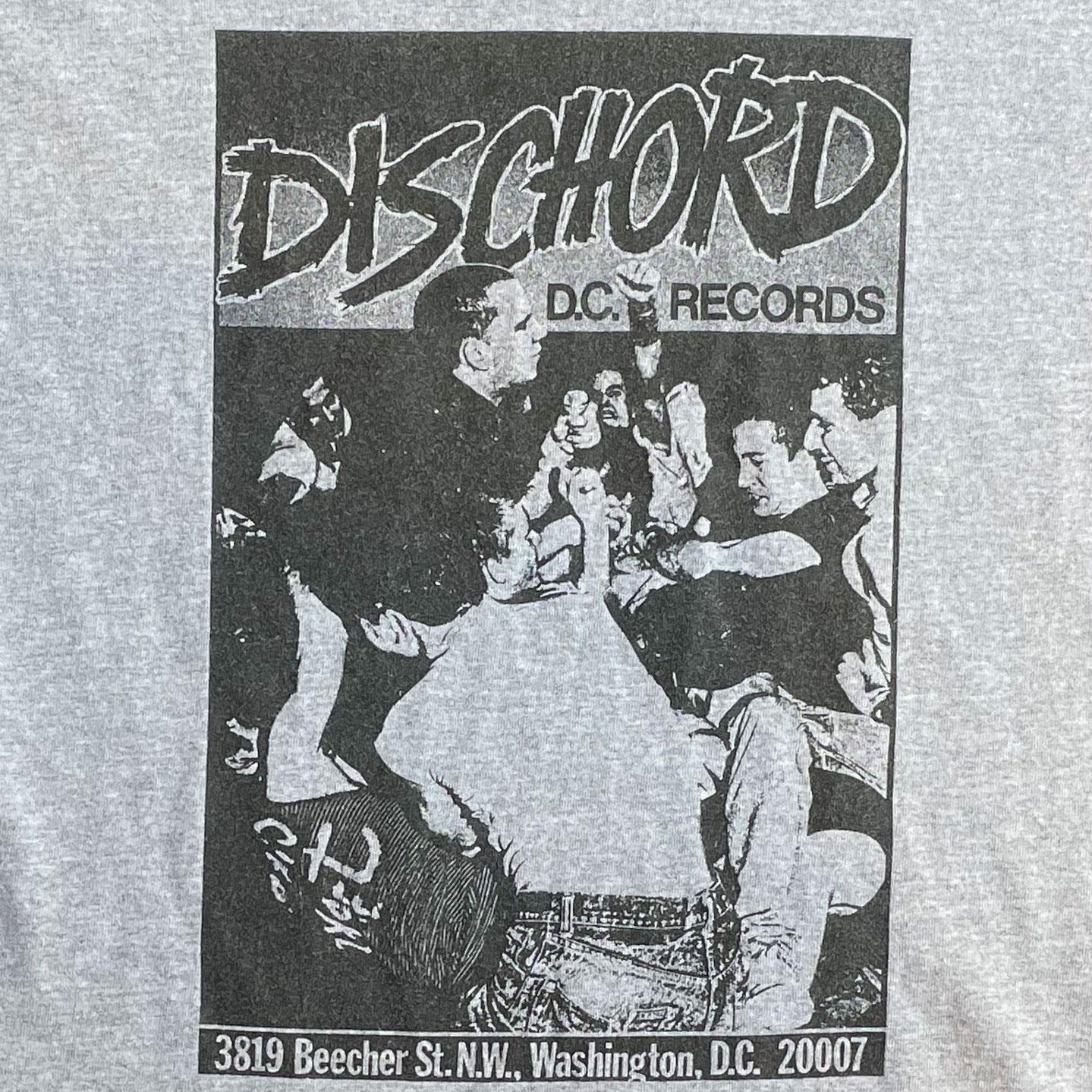 USED! DISCHORD Tシャツ D.C