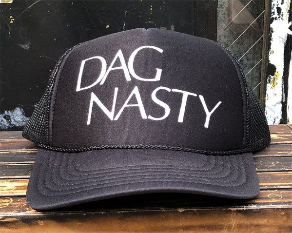 DAG NASTY メッシュCAP