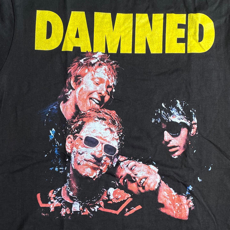 THE DAMNED Tシャツ 1st オフィシャル!