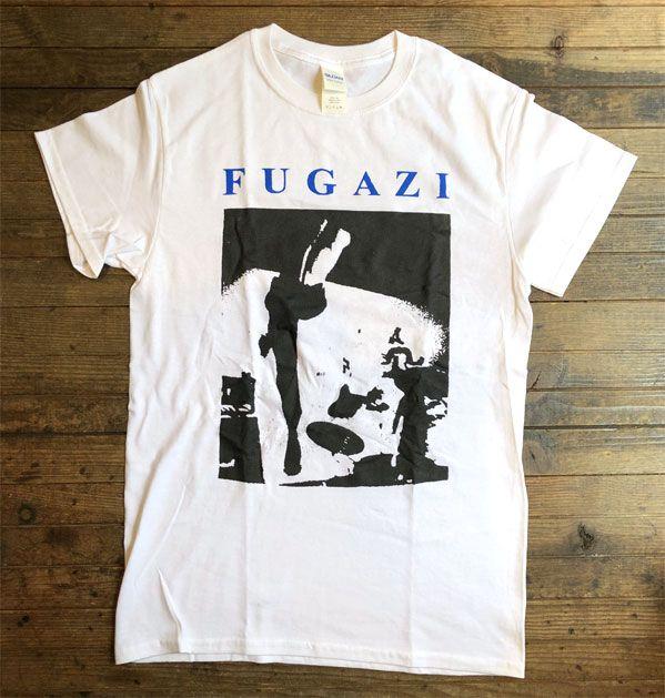 FUGAZI Tシャツ PHOTO