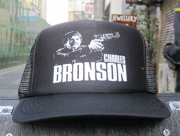 CHARLES BRONSON メッシュCAP