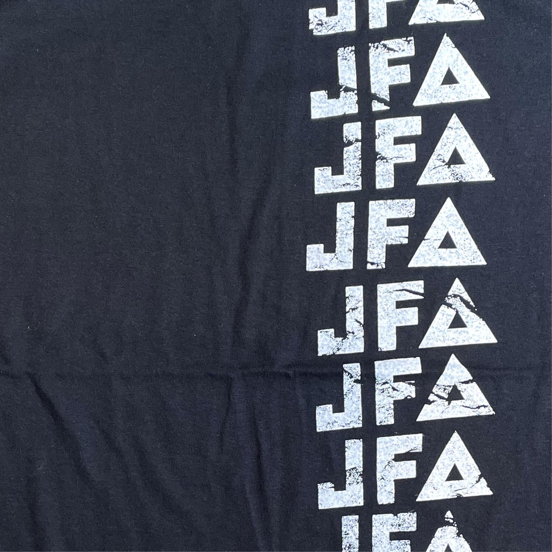 JFA Tシャツ 縦LOGO
