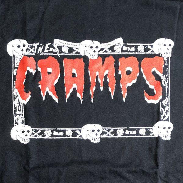CRAMPS Tシャツ LOGO