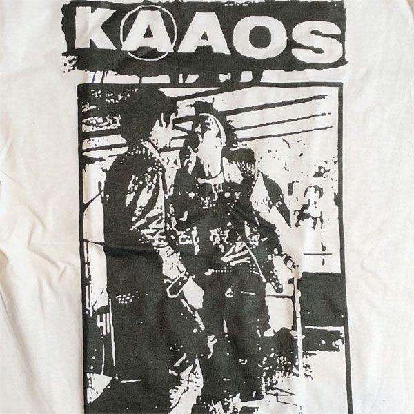 KAAOS Tシャツ PHOTO