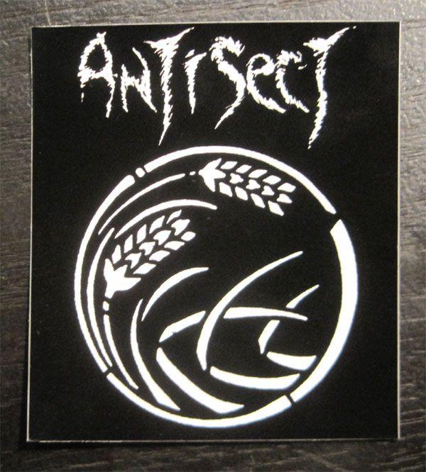 ANTISECT ステッカー ロゴマーク