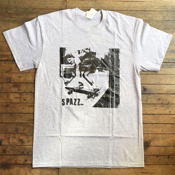 SPAZZ Tシャツ Skate
