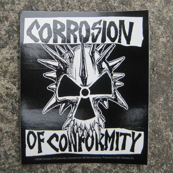 Corrosion of conformity ステッカー EYE