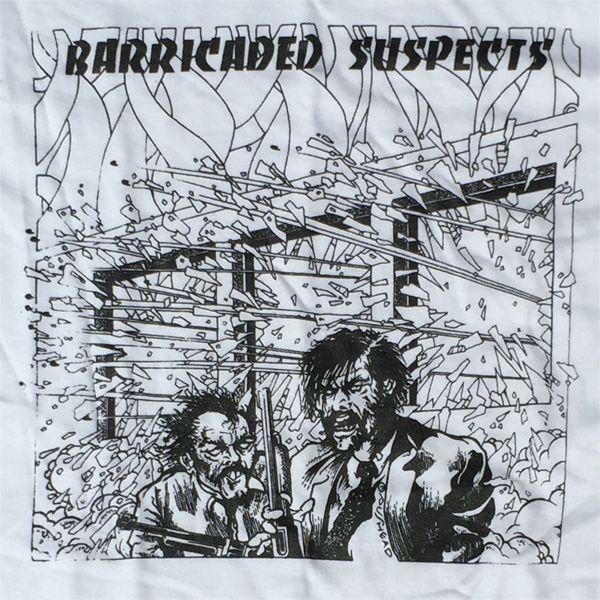 BARRICADE SUSPECTS Tシャツ LP