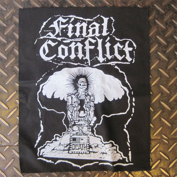 FINAL CONFLICT BACKPATCH DEATH