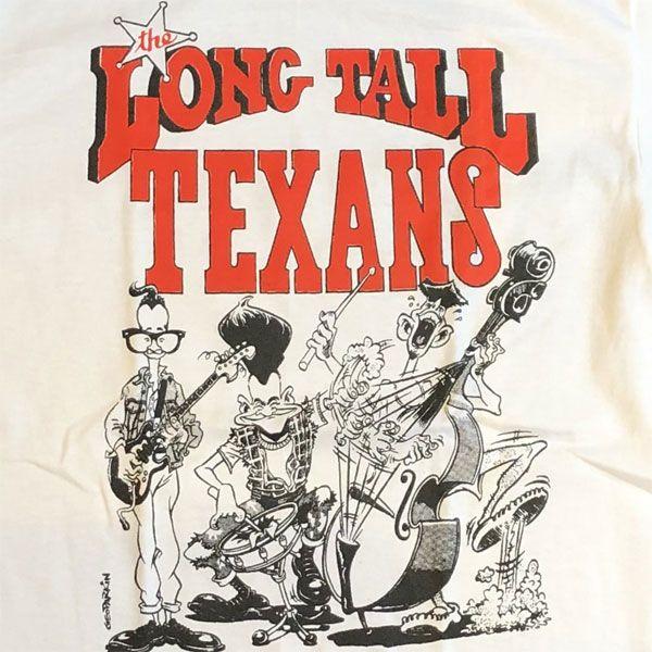 LONG TALL TEXANS Tシャツ FIVE BEANS