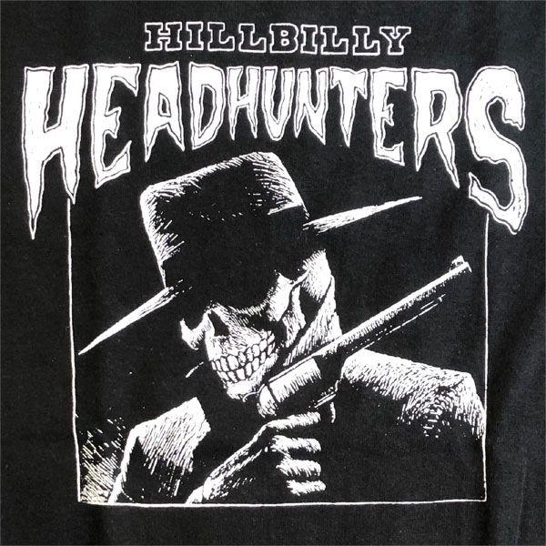 HILLBILLY HEADHUNTERS Tシャツ DOWN DEATH ROW