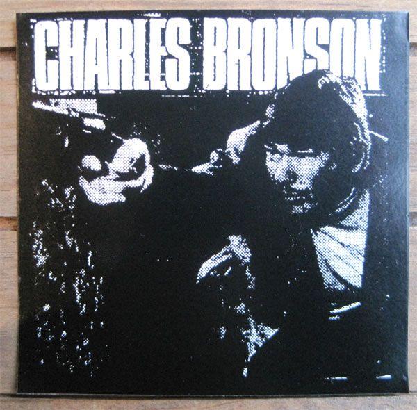 CHARLES BRONSON  ステッカー