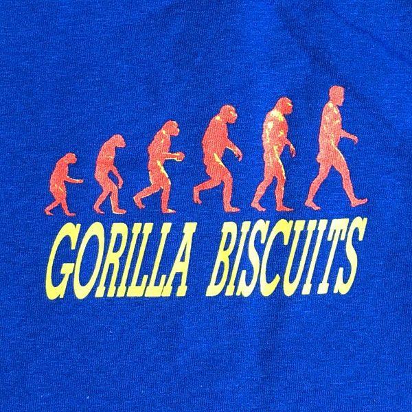 GORILLA BISCUITS Tシャツ START TODAY2