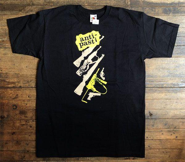 ANTI-PASTI Tシャツ SIX GUNS