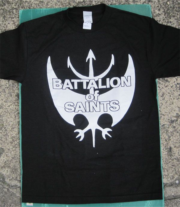 BATTALION OF SAINTS Tシャツ MARK