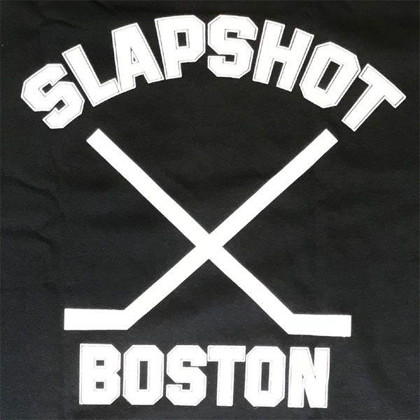 SLAPSHOT Tシャツ BOSTON オフィシャル