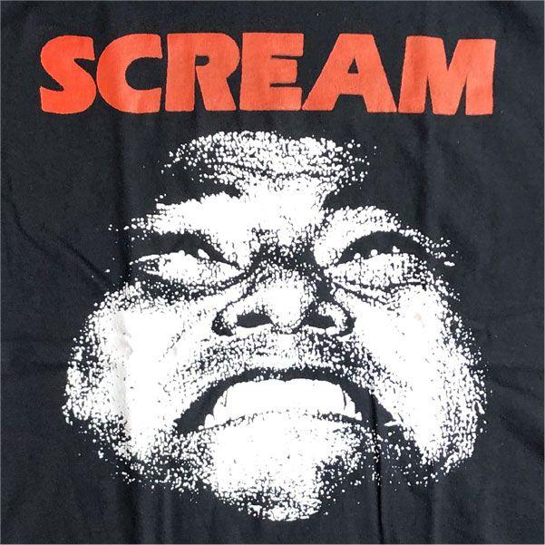 SCREAM Tシャツ FACE