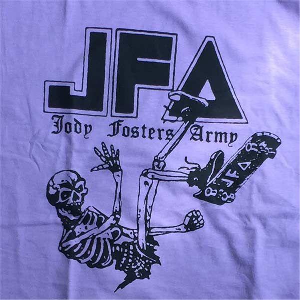 JFA Tシャツ 85' SKATE TOUR