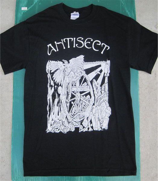 ANTISECT Tシャツ イラスト 1