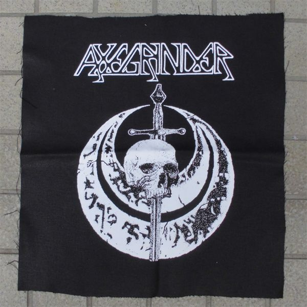 AXEGRINDER BACKPATCH 1