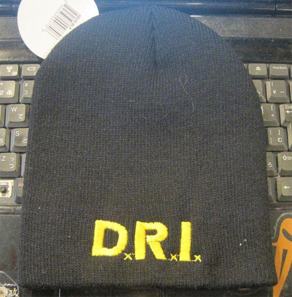 D.R.I. ニットCAP