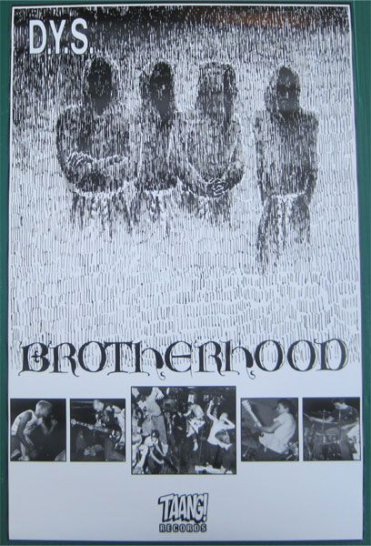 D.Y.S. ポスター BROTHERHOOD