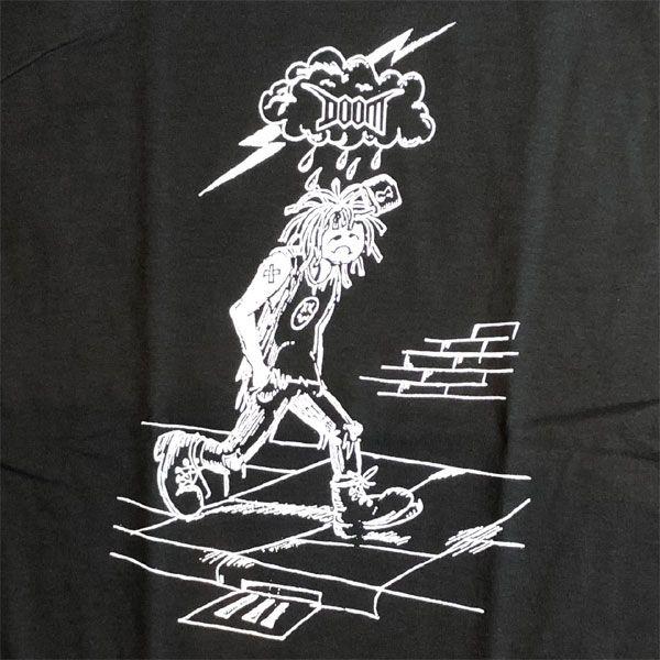 DOOM Tシャツ CLOUD オフィシャル!