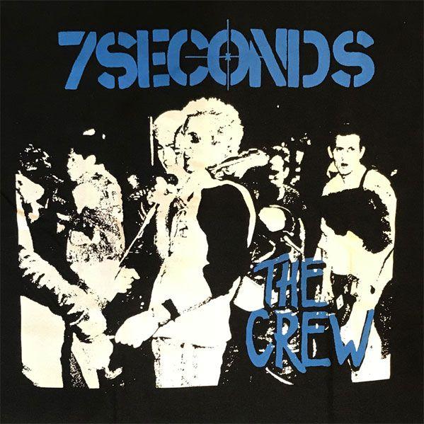 7SECONDS Tシャツ THE CREW