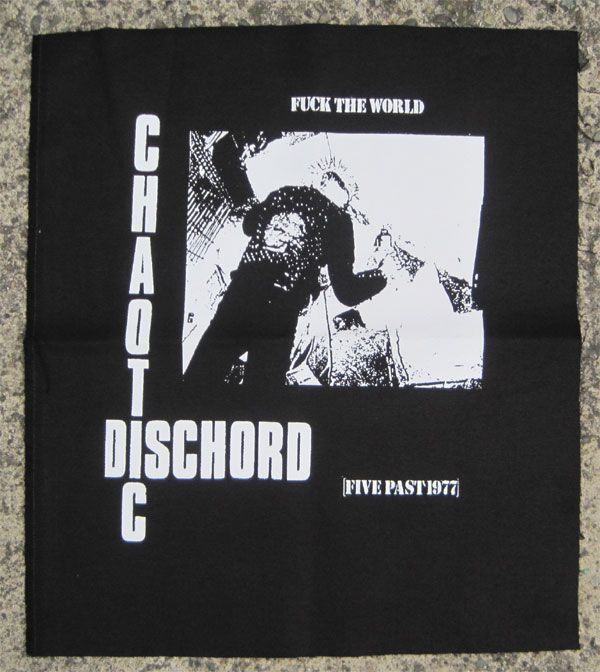 CHAOTIC DISCORD BACKPATCH FUCK THE WORLD