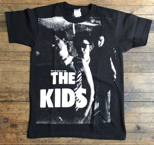 THE KIDS Tシャツ THIS IS ROCK'N ROLL 2