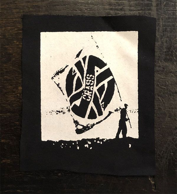 CRASS PATCH FLAG
