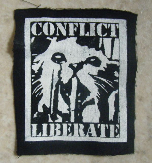 CONFLICT PATCH LIBERATE