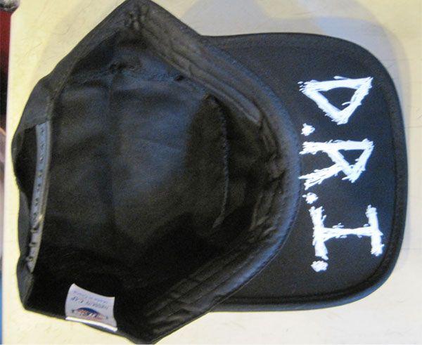 D.R.I. CAP 80s STYLE PAINTER CAP