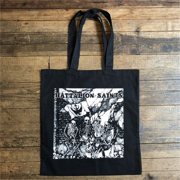 BATTALION OF SAINTS TOTEBAG FIGHTING BOYS