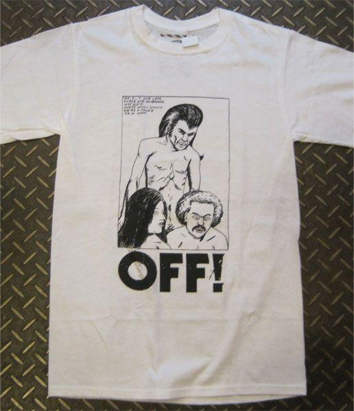 OFF! Tシャツ 1