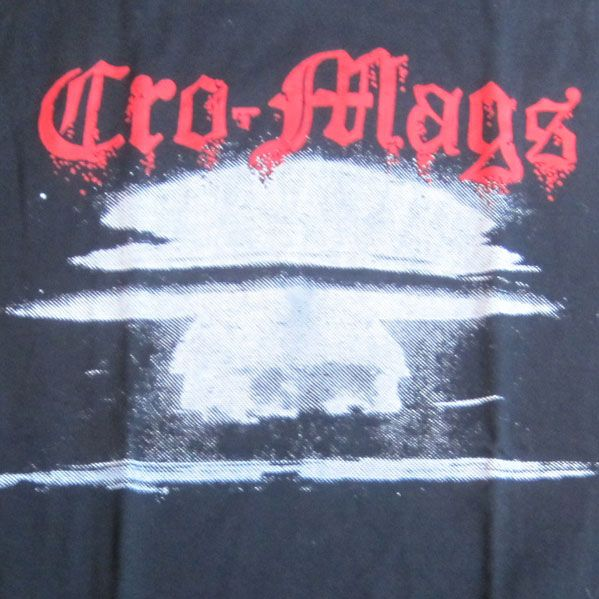 CRO-MAGS Tシャツ THE AGE OF QUARREL