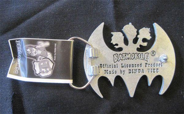 BATMOBILE ベルトバックル