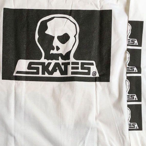 SKULL SKATES ロングスリーブ BOXロゴ