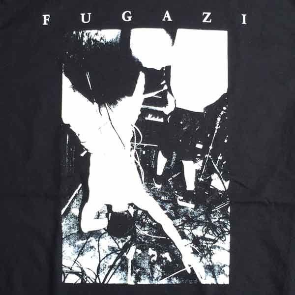 FUGAZI Tシャツ LIVE